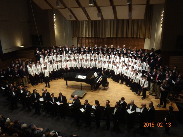 seventh grade 7th grade mens chorus