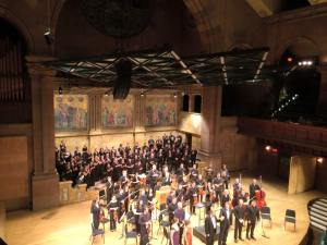Performing in Princeton, NJ